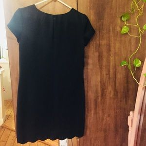 NWT LBD with scalloped bottom!